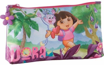 Estuche plano Dora la Exploradora