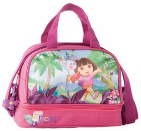 Neceser bandolera Dora la Exploradora con bolsillo