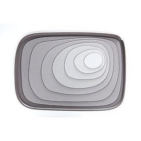 Dish driner geo gris