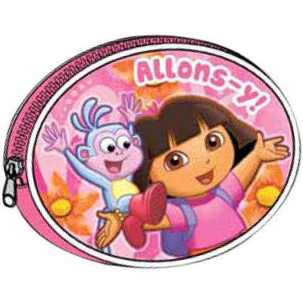 Monedero rosa de Dora la exploradora
