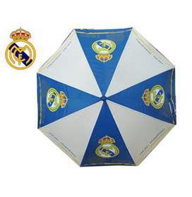 Paraguas estampado REAL MADRID