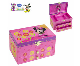 Joyero Musical Minnie de Disney