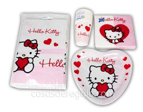 Kit de fiesta Hello Kitty Sweet Heart