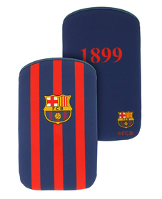 Funda Nabuk Barça 1º Equipación 09-10 mediana