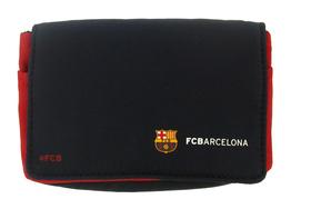Funda Barça horizontal azul
