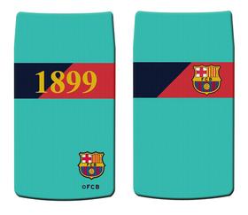 Bagmovil Barça 2010-2011 2ª Equipación verde