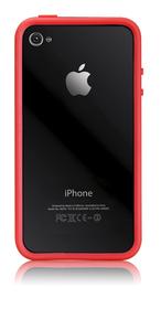 Funda Hula rojo iPhone 4