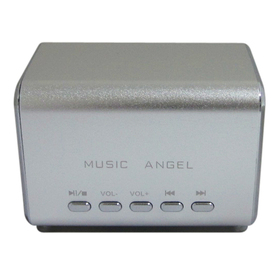 Music angel compact plata