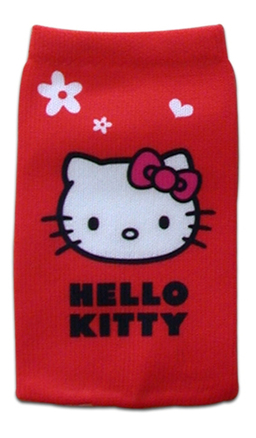 Bagmovil Hello Kitty roja