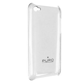 Carcasa cristal iPod Touch 4 transparente