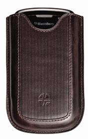 Funda fitt SM marrón 8520-8530-9700 Blackberry piel