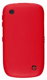 Funda silicona roja perfumada Blackberry 8520-8530-9300-9330
