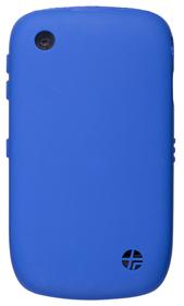Funda silicona azul perfumada Blackberry 8520-8530-9300-9330