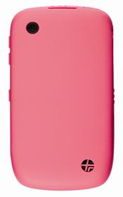 Funda silicona rosa perfumada Blackberry 8520-8530-9300-9330