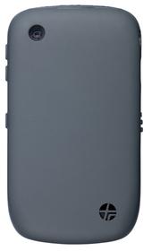 Funda silicona gris perfumada Blackberry 8520-8530-9300-9330