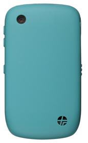 Funda silicona verde perfumada Blackberry 8520-8530-9300-9330