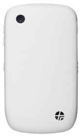 Funda silicona blanca perfumada Blackberry 8520-8530-9300-9330