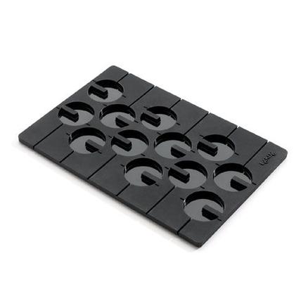 Molde piruletas 3D