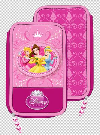 Estuche doble de las princesas