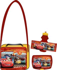 Bolsa para la merienda Cars