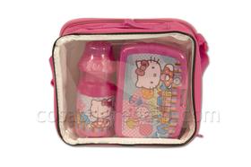 Bolsa para la merienda Hello Kitty