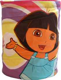 Papelera Pop up Dora la exploradora