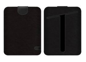 Funda fabcase negra para iPad 2 Trexta