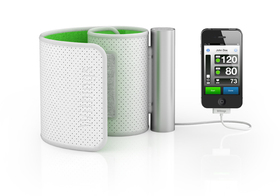 Tensiómetro Blood Monitor Pressure Withings compatible con iPhone