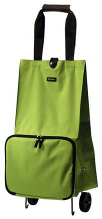 Carro de la compra plegable Foldable Trolley de color kiwi