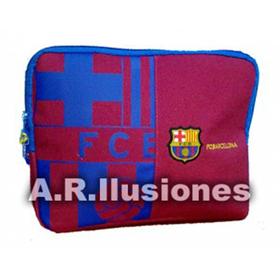 Funda ordenador 10.6 pulgadas FC Barcelona