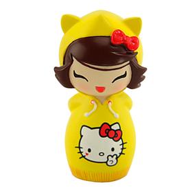 Muñeca con mensaje Chihiro Hello Kitty