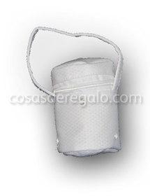 Portachupete de plástico