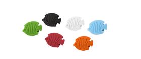 Marcacopas Aquarium (6 unidades) silicona