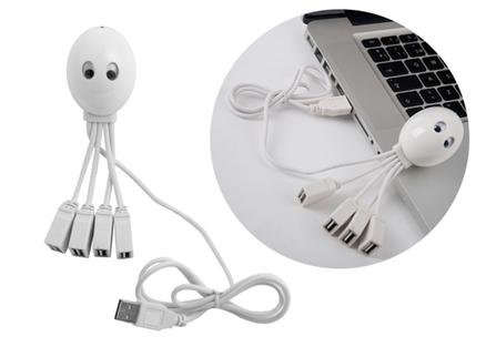Ladrón USB Octopus
