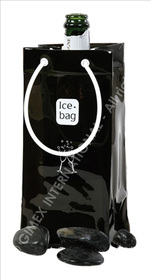 Bolsa enfriadora de botellas Ice.bag® Basic Black&White