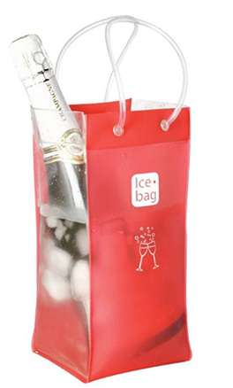Bolsa enfriadora de botellas Ice.bag® Bi-color