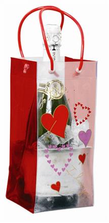 Bolsa enfriadora de botellas Ice.bag® Tempo I love you