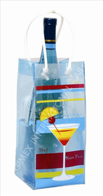 Bolsa enfriadora de botellas Ice.bag® Tempo Summer time