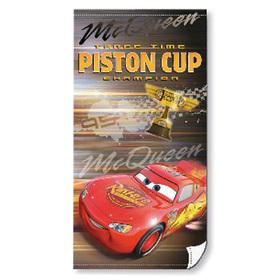 Toalla Piston Cup Rayo McQueen Cars Disney