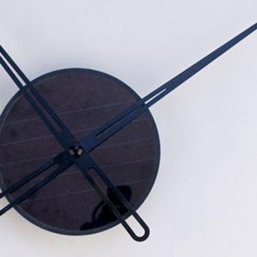 Reloj de pared solar