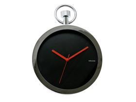 Reloj de pared con forma de reloj de bolsillo