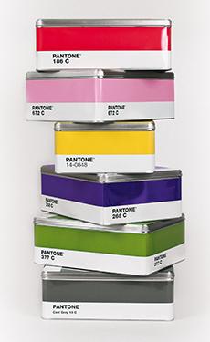 Caja de metal pantone - Pantone textil gratis ...