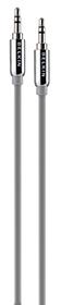 Cable mini estéreo Jack 3.5 mm 1.8 m