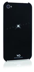 Carcasa Sash negra iPhone 4-4s Swarovski Elements