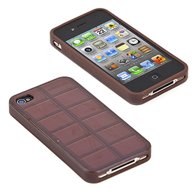 Funda iPhone 4 Chocolate con olor