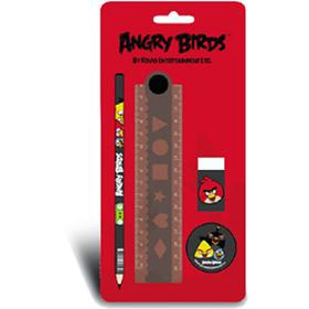 Blister Escolar Angry Birds