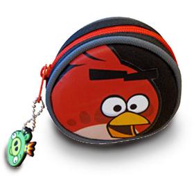 Monedero Angry Birds