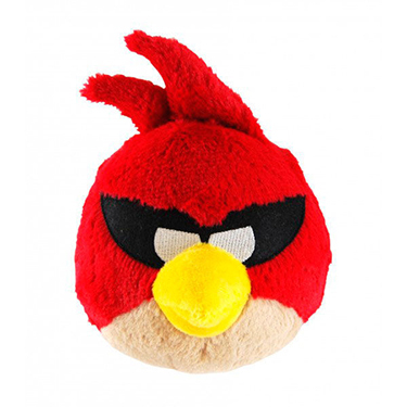 Peluche Angry Birds Space de 20 cm