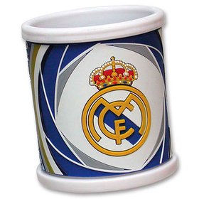 Taza rubber 3D Real Madrid