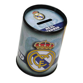 Hucha metal Real Madrid surtido